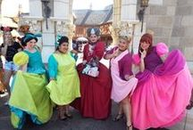 Disney Bound / Pictures of real-life DisneyBounders!  / by Crista