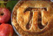Pi Day Fun / Discover your inner geek and celebrate Pi Day (March 14th) with these fun activities, snacks and crafts. Perfect ideas for the entire familiyi. / by Deb Thompson - Just Short Of Crazy