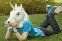 UniCoRNs & NaRwhaLs & mERmaiDs / All things unicorn, mermaids and narwhals