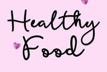 Healthy Food / Healthy food recipes for a healthy live.