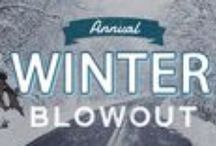 JLM Annual Winter Blowout / Save on our top 10 items of the season!