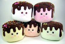 Kawaii Cuties / Kawaii crafts, cute kawaii, kawaii DIY. / by The Homemade Haven | Craft Supply and Gift Shop