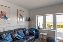 Sea Star / A New England style holiday home on the Norfolk Coast