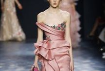 Fashion / Inspiring women's fashion, haute couture