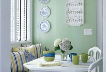 Banquette Ideas / by Amy Zimmerman