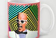 Mugs Mugs Mugs / by Jessica Schwartz