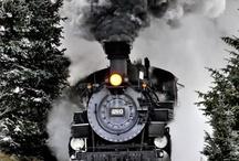 Train Stuff / by Amy Zimmerman