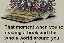 My love affair with BOOKS / by Janet McGuire