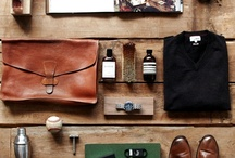 Men's apparel & stuff / Men's stuff / by Michael Rodak