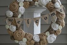 Crafty / by Janet McGuire