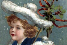 Vintage Christmas & Winter Graphics / by D Marie Bass-Keller