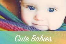 Ouch, my ovaries! / Photos of babies that make your baby fever reach 110º. They're so cute. Too cute. Way cute. Ok, you get it already. / by Ovia by Ovuline