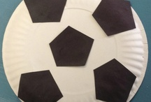 Soccer Storytime / Great stories about a super sport with some athletic craft suggestions.