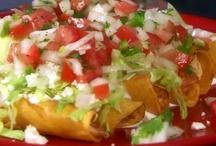 tacos / by Margaret Velazquez