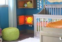 Baby's rooms I love / Because parents deserve a space that soothes them at 2am.