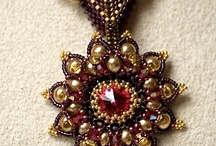 Beading / I'm a bead-a-holic and I admit it! / by Susan Sunde