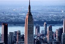 New York, New York.... / by Susanna