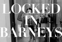 barneys new york /  Barneys wish~list / by Sherita