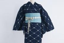 Kimono and Yukata / by Michiko M