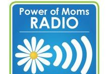 Podcasts for moms / by Power of Moms