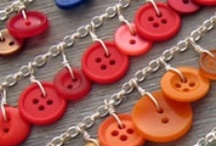 Jewelry DIY  / jewelry do it yourself ideas; rings, necklaces, earrings, and more. / by Erica K