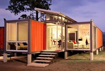 Shipping Container Architecture / by Amy Zimmerman