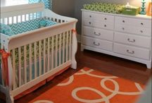 Baby Room / Baby room decor  / by Molly Brown