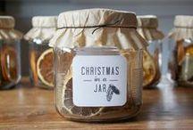 Christmas Jars & Glasses / by D Marie Bass-Keller