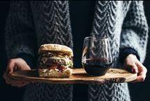 Burgers / by Alissa B.