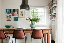 Modern Cottage: Dine / by Miss_Frippery