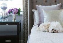 Bedrooms / by Ves
