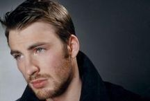 <3 Just Chris Evans <3 / The only guy that matters.