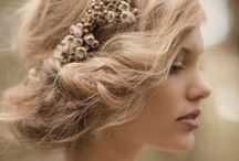 Wedding Hair / Inspiration for the most special day of your life.