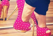 shoes / by Rebekah Pennington