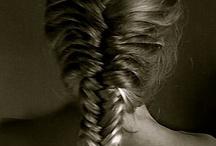 Hair,beauty,makeup / by Rebekah Pennington
