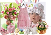 Holidays...Here Comes Peter Cottontail / Easter
