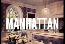 Manhattan Real Estate / A collection of some of our favorite homes, spaces, and living areas from in and around Manhattan. / by The Corcoran Group