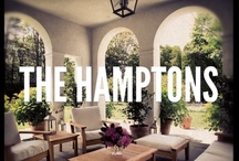 The Hamptons Real Estate / A collection of some of our favorite homes, spaces, and living areas from The East End of Long Island. / by The Corcoran Group