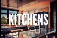 Spaces (Kitchens) / Even if you're not a foodie, having an amazing kitchen can sometimes turn you into one. From classic to modern, here's the very best kitchens from Corcoran, organized and shared with you, every day. / by The Corcoran Group