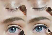 Hair, nails, make-up  / by Livesay Boggus