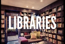 Spaces (Libraries) / Even in the age of the iPad, Kindle and eReaders, people often think of books as furniture they like to surround themselves with, but storage can be a problem. Worry no more. Simply put, here's the very best libraries from Corcoran, organized and shared with you, every day. / by The Corcoran Group