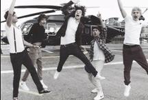 One Direction / by Rebekah Pennington
