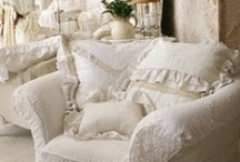Home Decor  / Beachy, Global, Shabby, Chic, DIYish, Soft, Fun, Comfort / by Sherry Lee