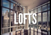 Spaces (Lofts) / Nothing says New York more than an amazing loft apartment. Simply put, here's the very best lofts from Corcoran, organized and shared with you, every day. Dream big! / by The Corcoran Group