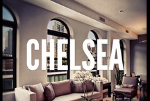 Chelsea Real Estate / Runs downtown on the West Side, from 14th Street to 34th Street, and from Sixth Avenue to the Hudson River. The newest Chelsea news – and some of the hottest condos for sale - are on the Far West Side, where the south section of the High Line, an elevated park that's been created from an abandoned railroad track, has opened. The modern development is great for walking and biking, and the ribbon of green offers a pleasing view for many a Chelsea apartment.  / by The Corcoran Group
