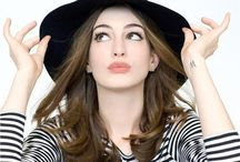 ♥Anne Hathaway / Anne Jacqueline Hathaway was born November 12, 1982 in Brooklyn, New York. / by Viola Chow