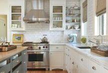 Kitchen ideas / by Emily Rushton