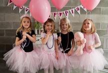 Oh Happy Day...Ballerina! / Ballerina birthday inspiration