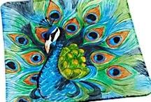 Peacocks I love! / by Lisa Drake