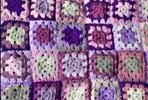 Granny Squares / by Domestic Goddess